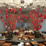Gong Xi Fat Cai / Chinese New Year Center Piece for Ritz Carlton Pacific Place Hotel by Gria Florist